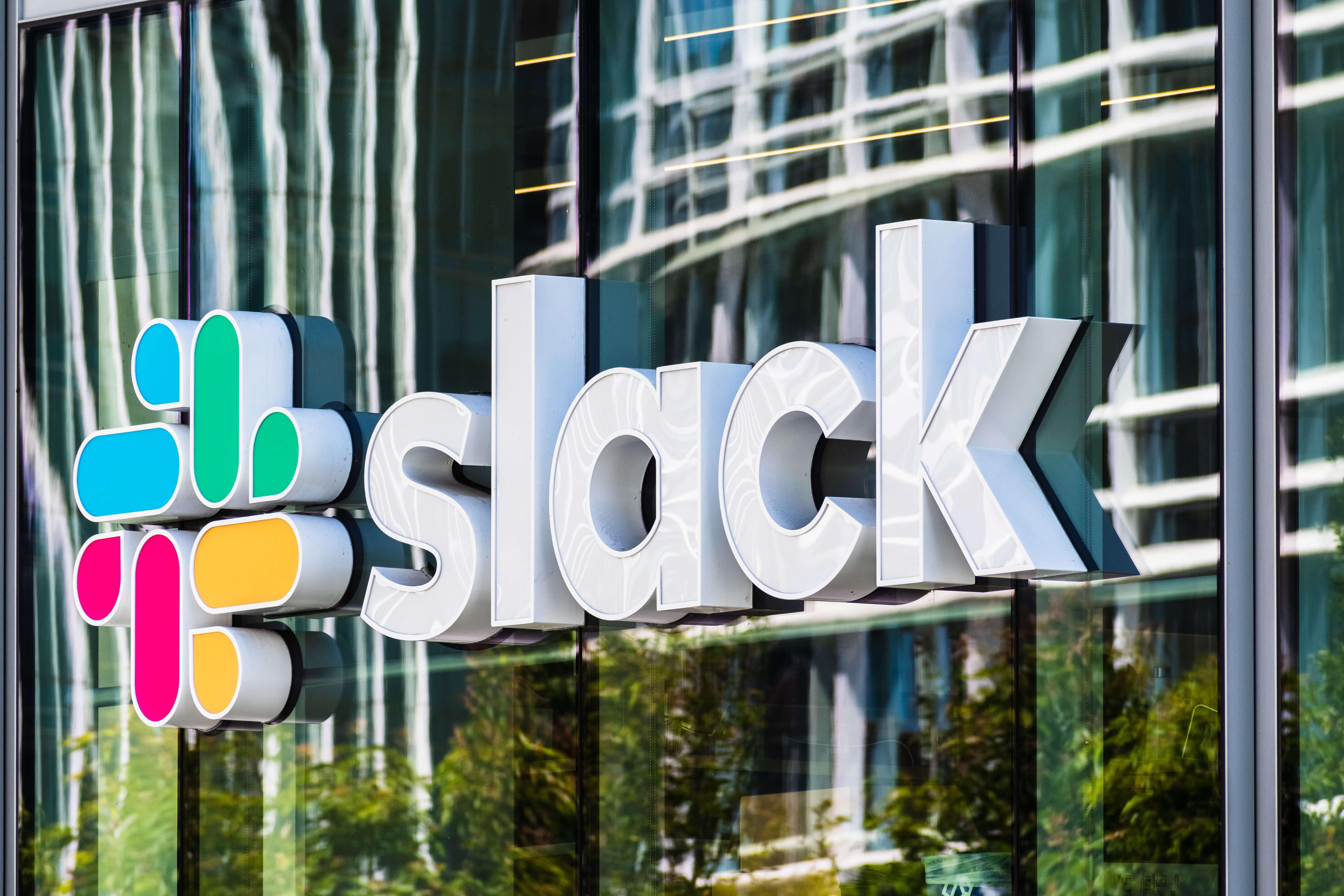 future of work-slack et confinement