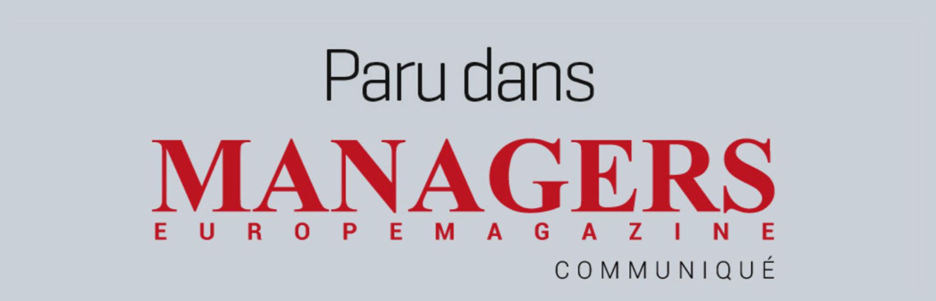 Port-Up dans Managers Magazine