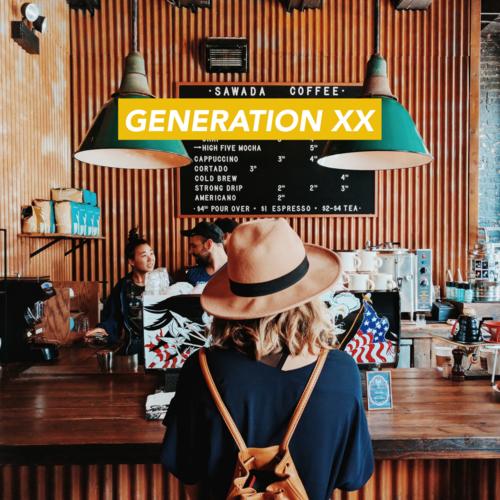 Podcasts Generation XX
