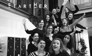 starther, réseau féminin tech