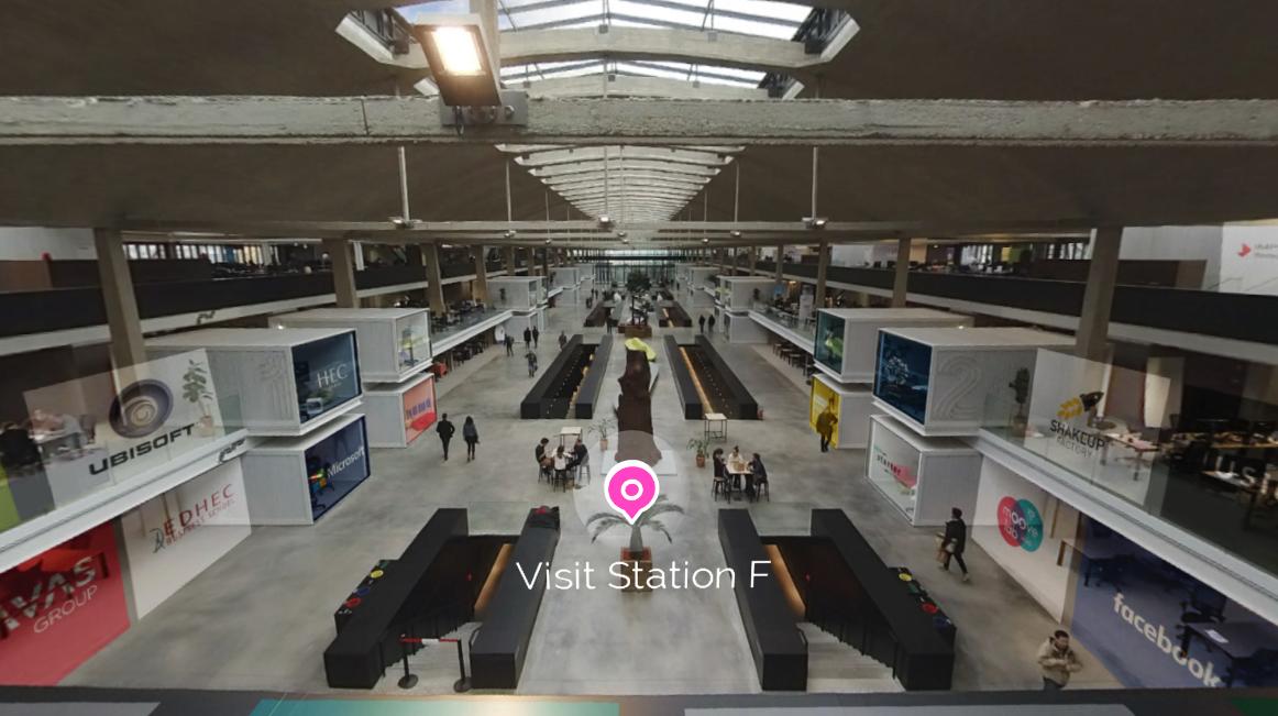visit station F